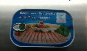 Autoservicio Tinoco Boquerones Vinagre Lata